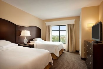 Deluxe Suite, Multiple Beds, Accessible, Non Smoking (Hearing)