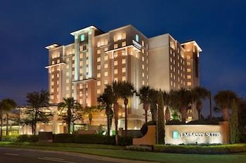 奧蘭多布埃納維斯塔湖南部希爾頓大使套房飯店 Embassy Suites by Hilton Orlando Lake Buena Vista South