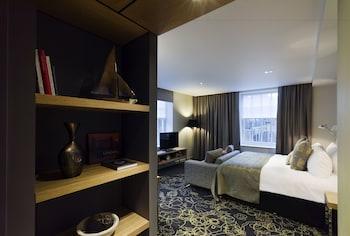 Standard Oda, 1 En Büyük (king) Boy Yatak, Balkon (with Club Lounge Access)