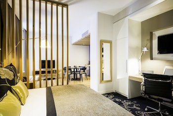Junior Suite With Club Lounge Access