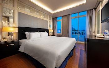 Premium Oda, 1 En Büyük (king) Boy Yatak, Balkon, Şehir Manzaralı