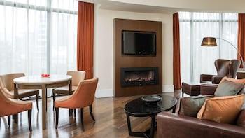 Süit, 1 Yatak Odası (lounge Access)