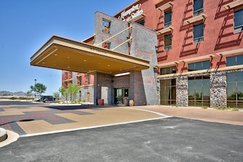斯科茨代爾瑞沃爾克歡朋飯店 Hampton Inn & Suites Scottsdale Riverwalk