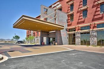 斯科茨代爾瑞沃爾克歡朋飯店 Hampton Inn & Suites Scottsdale Riverwalk