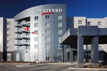 Hotel - Courtyard by Marriott Calgary Airport