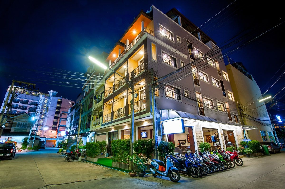 Fish and summer House, Pulau Phuket