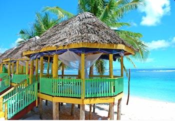 Hotel - Taufua Beach Fales