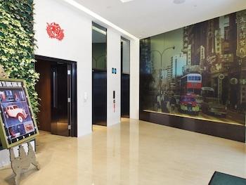 マデラ 香港 (木的地酒店)