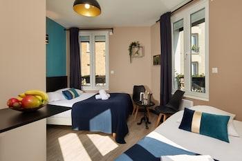Studio, Multiple Beds (3 pax, 106 Rue de Paris)