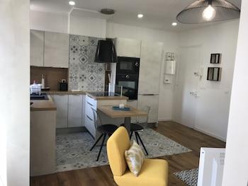 Deluxe Apartment, 1 Bedroom (4 pax, 5 rue Fessart)