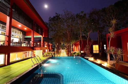Foresta Resort, Pran Buri