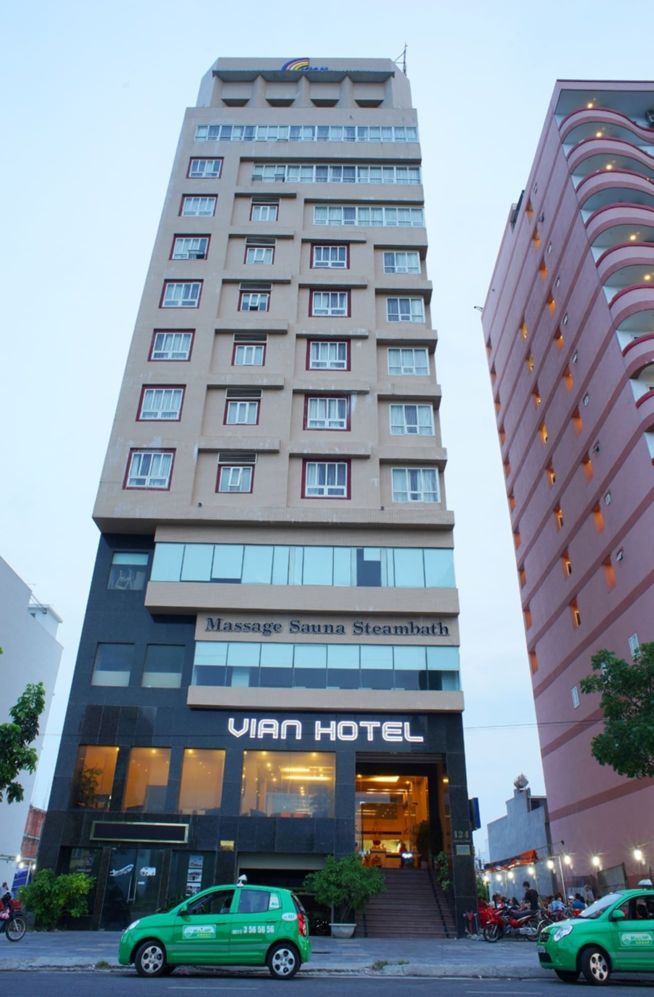 Vian Hotel Da Nang, Sơn Trà