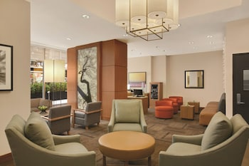 Lobby Sitting Area at Hyatt Place New York Midtown South in New York