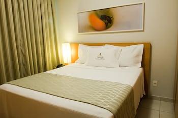 西達德新星伊姆帕爾套房飯店 Ímpar Suítes Cidade Nova