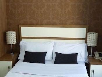 Tek Büyük Veya İki Ayrı Yataklı Oda, 1 Çift Kişilik Yatak, Banyolu/duşlu