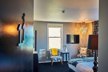 Deluxe Tek Büyük Yataklı Oda, Okyanusa Sıfır