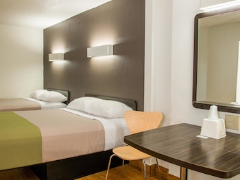 Deluxe Room, 2 Double Beds, Non Smoking, Kitchenette