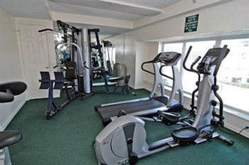 Units at Windy Hill Dunes by Elliott Beach Rentals - Gym  - #0