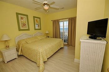 Guestroom at Atlantis Villas by Elliott Beach Rentals in North Myrtle Beach