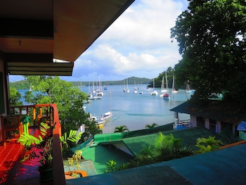 Badladz Dive Resort Puerto Galera View from Hotel