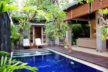 Villa, 1 Yatak Odası, Kişiye Özel Havuzlu