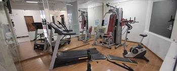 HI Hotel Impala - Gym  - #0