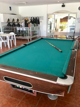 Pacific Cebu Resort Billiards