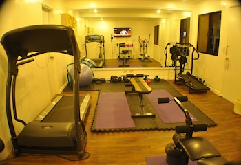 Pacific Cebu Resort Gym