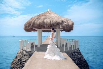Pacific Cebu Resort Outdoor Wedding Area