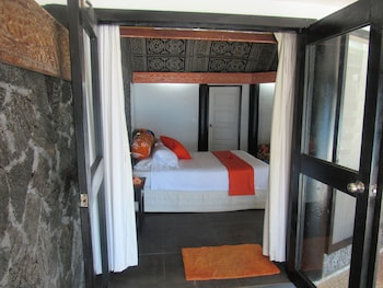 Villa, 1 Büyük (queen) Boy Yatak, Denize Sıfır