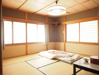 Standard Oda, Özel Banyo (japanese-style)