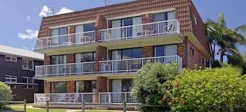 梅恩海灘公寓飯店 Main Beach Apartments