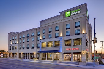 堪薩斯城 KU 醫療中心智選假日套房飯店 Holiday Inn Express & Suites Kansas City KU Medical Center
