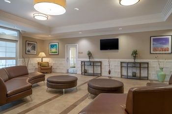 Lobby at Candlewood Suites Arundel Mills / BWI Airport in Hanover