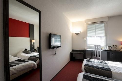 Hotel The OriginalsBourg-en-Bresse Nord Le Pillebois, Ain