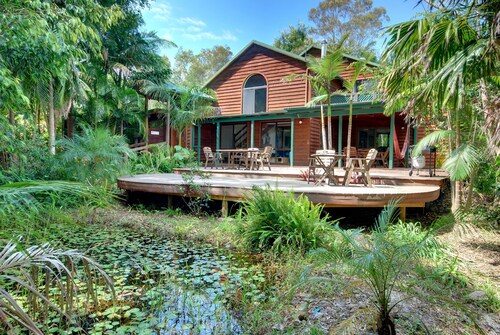 Planula Bed & Breakfast Retreat, Byron