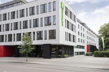 慕尼黑西方公園假日飯店 Holiday Inn Munich- Westpark