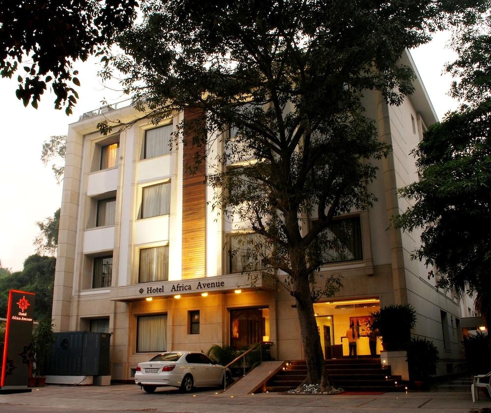 Hotel Africa Avenue G K 1