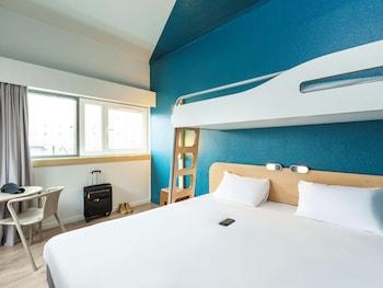 Triple Room, Multiple Beds