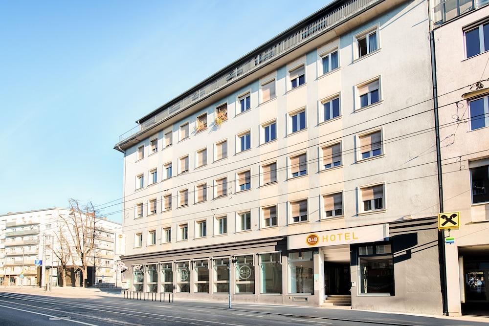 Hotel Hotel B&B Graz Hauptbahnhof