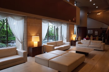 HOTEL PRINCESS GARDEN Lobby Sitting Area