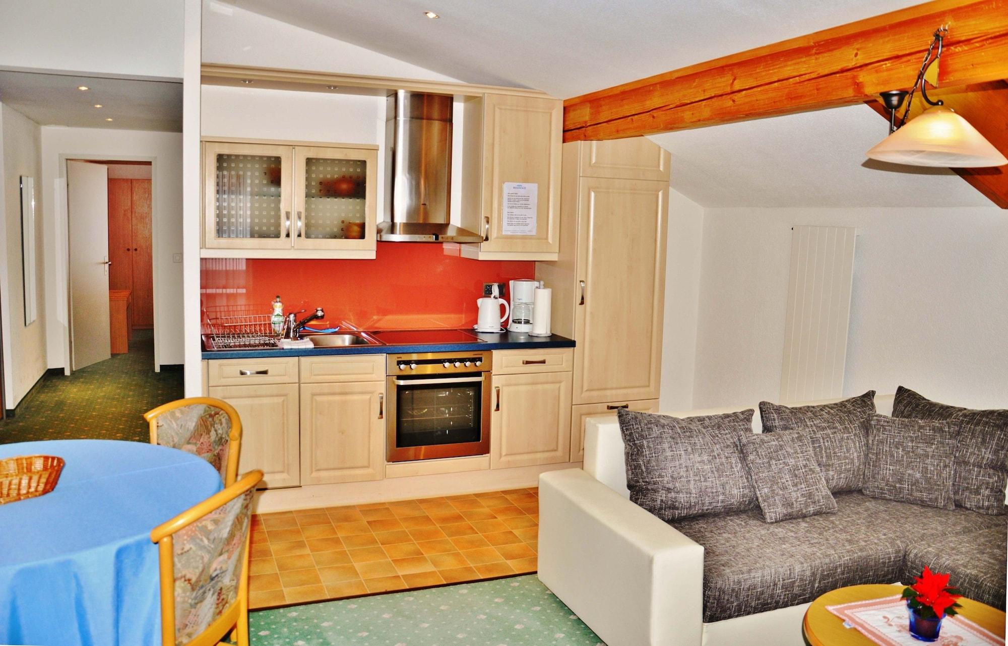Residence Hotel & Apartments, Interlaken
