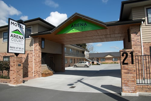 Arena Court Motor Lodge, Hamilton
