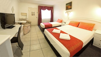 Guestroom at Calico Court Motel in Tweed Heads South