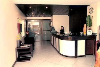 ジ オレンジ プレイス ホテル ケソン シティ