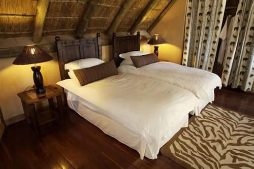Deception Valley Lodge, Ngamiland East