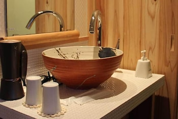 AKANE-AN MACHIYA RESIDENCE INN Bathroom Sink