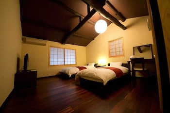 AKANE-AN MACHIYA RESIDENCE INN Room