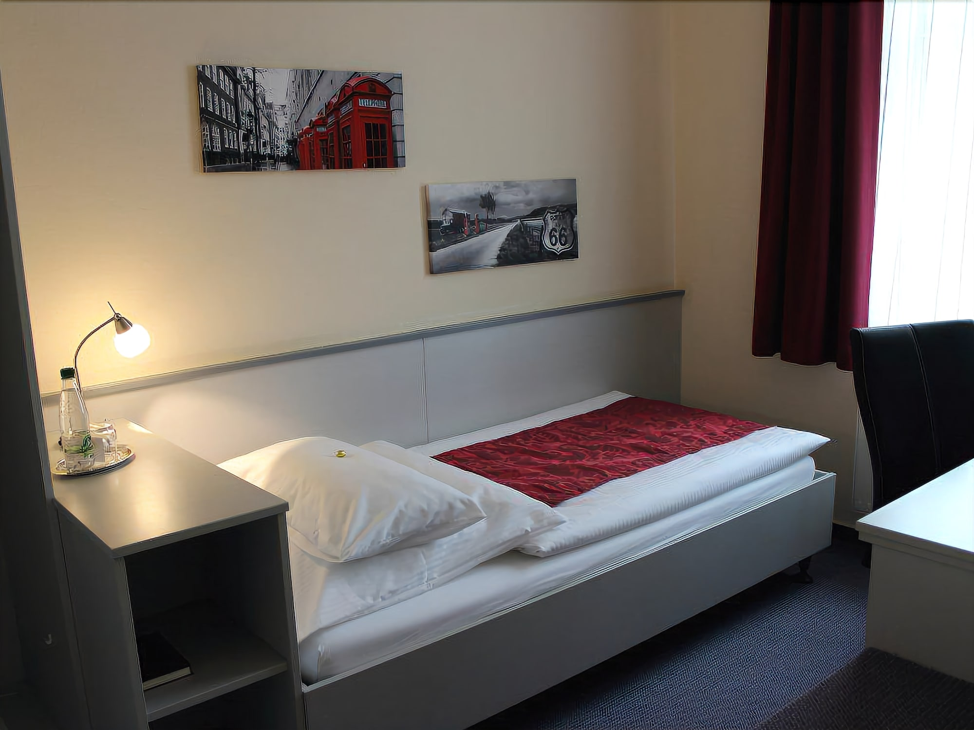 Aparthotel 1A, Zwickau