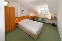 Classic Double Room (Attic, French Bed)